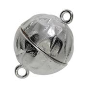Rustik magnet-kuglelås 925/-