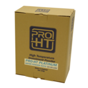 High temperature investment powder, PRO-HT Platin