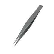 Tweezer in titanium, 130 mm