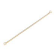 Safety chain 333/- yellow gold
