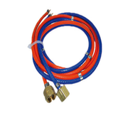 Hose set for Endress Liliput torch (quick connection)