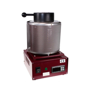 Electric melting furnace, 3 kg