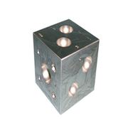 Dapping block, 2-25 mm