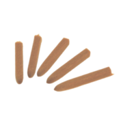 Filtspidser, brun (5 stk.)