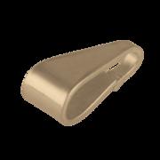 Large pendant bail 585/- yellow gold