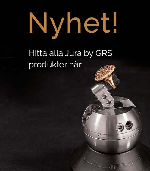 Hitta alla Jura by GRS produkter här
